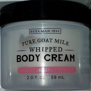 Other - Beekman 1802 whipped body cream